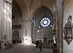 Münster, Dom, westl. Querhaus, Blick nach Norden