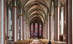 Münster, Überwasserkirche, Blick Richtung Chor