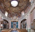 Münster, St. Clemens, innen (J.C. Schlaun, 1753)