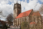Münster, Überwasserkirche von Südosten