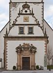 Paderborn, Busdorfkirche, Westfassade