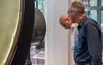 Dresden, Zwinger: Im Mathematisch-Physikalischen Salon