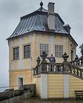Auf der Festung Königstein (Sächsische Schweiz)